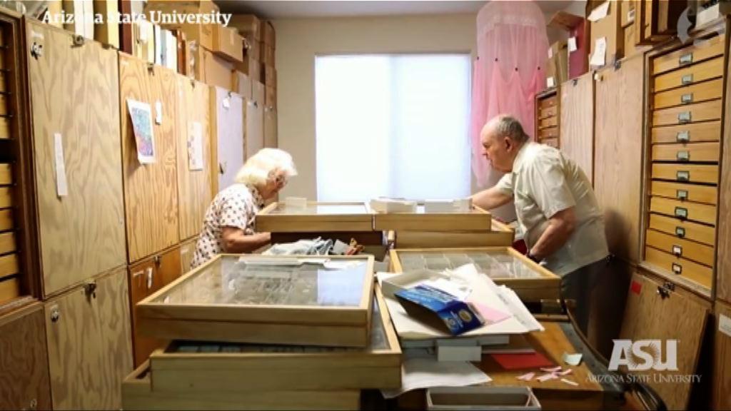 【環球薈報】美昆蟲學者夫婦捐贈逾百萬標本