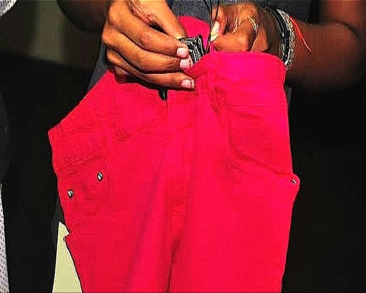 【環球薈報】印度女生發明防性侵牛仔褲