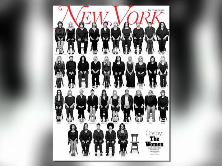 【環球薈報】雜誌封面喚關注性侵受害者