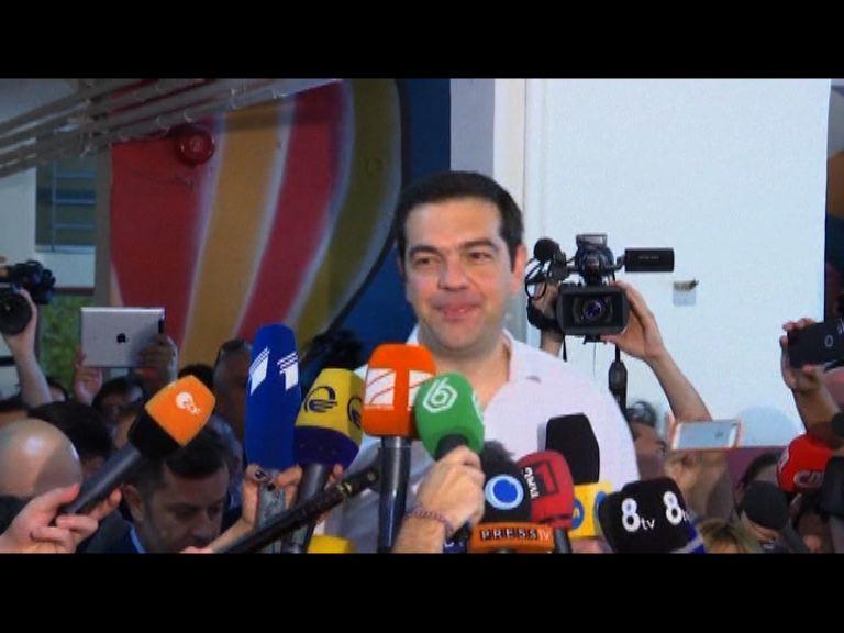 希臘公投結束兩小時後有初步結果預測