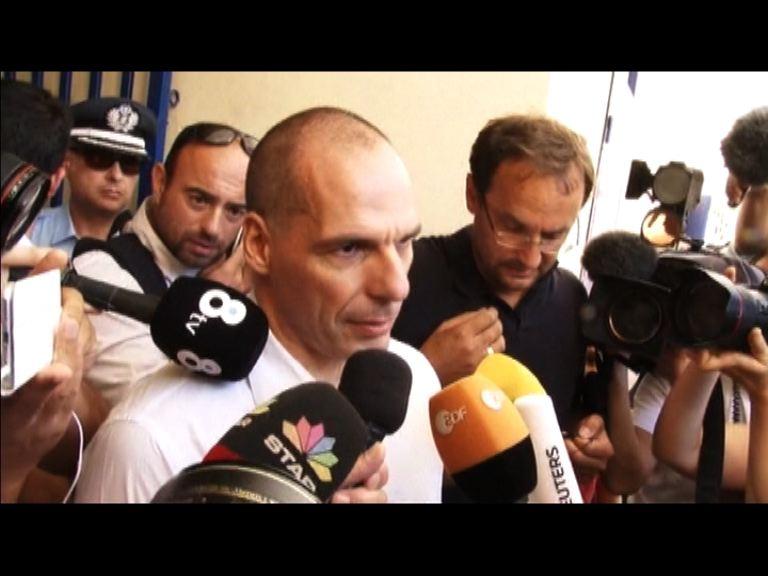 希臘財長:公投贊成票較多將辭職