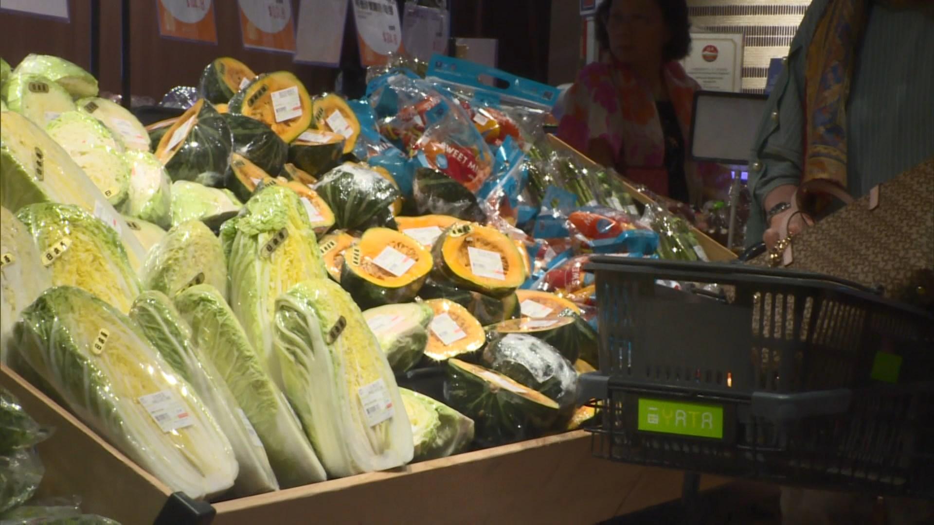 綠領行動促超市設無塑商品區減濫用包裝