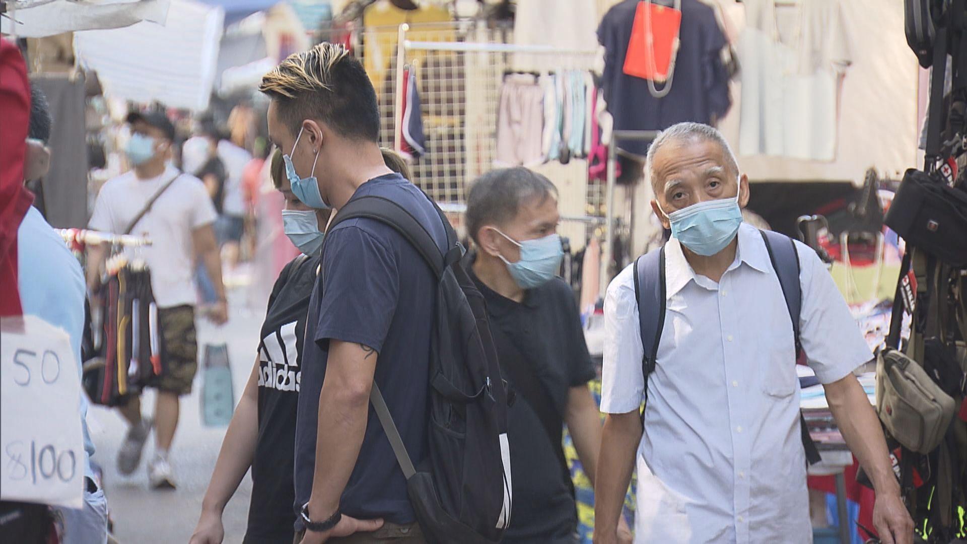 綠領行動推算港人疫情以來耗用逾20億個口罩