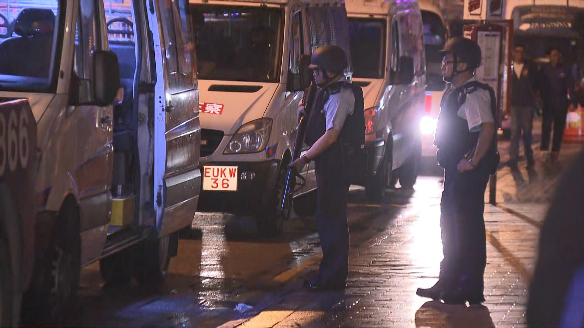 消息:警方拘捕深水埗槍擊案槍手