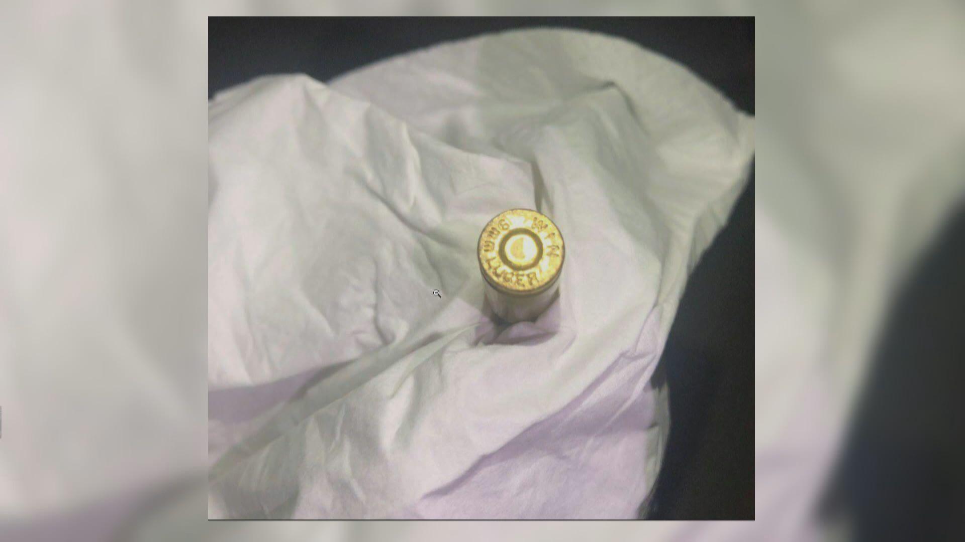柴灣休班警遇襲拔槍示警 跌下一粒子彈