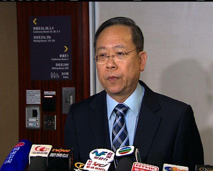 黎棟國:警方會全力調查槍擊案槍械來源