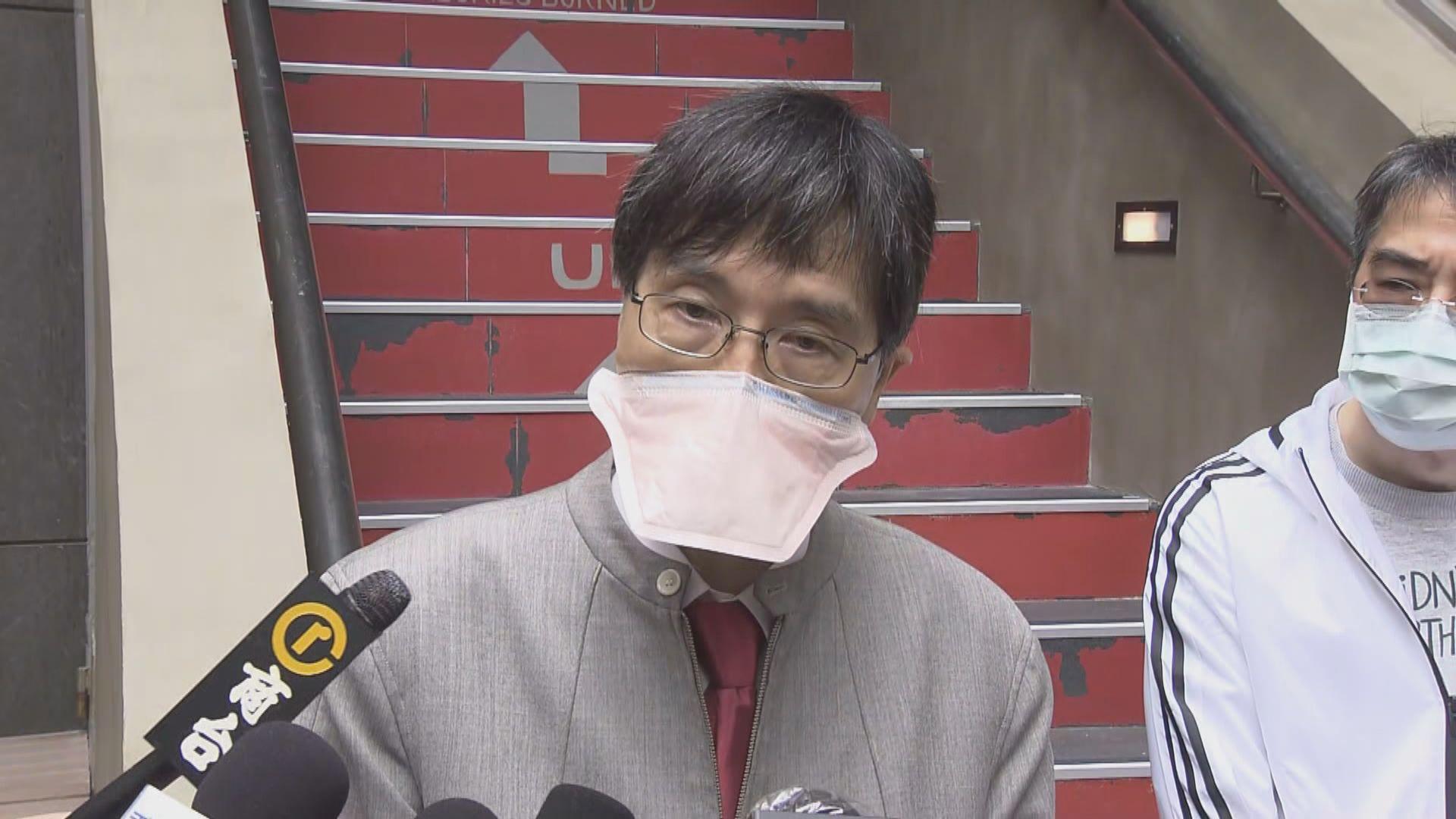 袁國勇:疫情有機會清零 市民現病徵應盡快檢測
