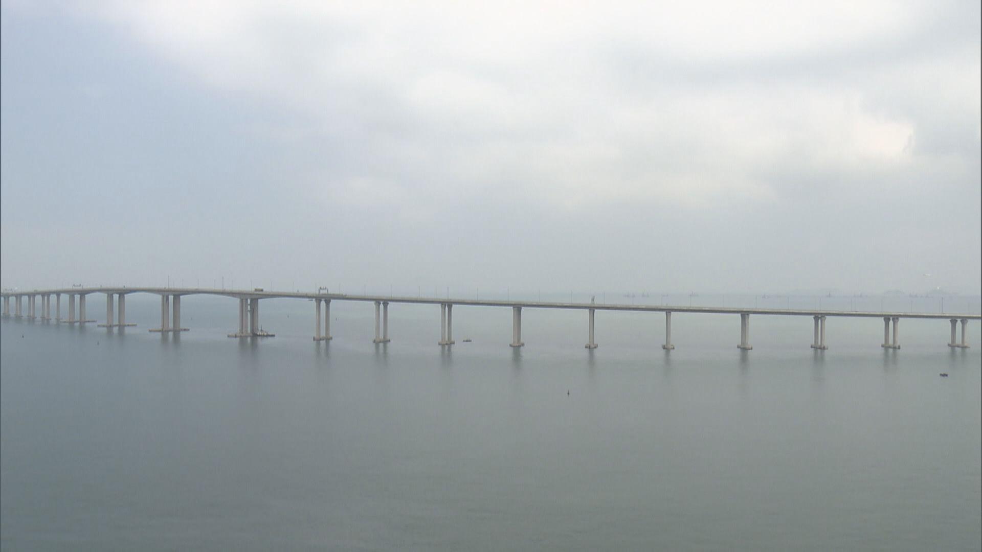 橫琴研究利用香港機場提升大橋車流量