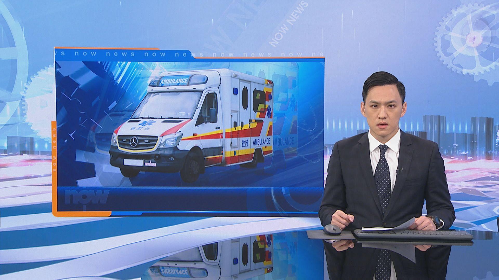 醫管局︰昨示威衝突中共15人送院