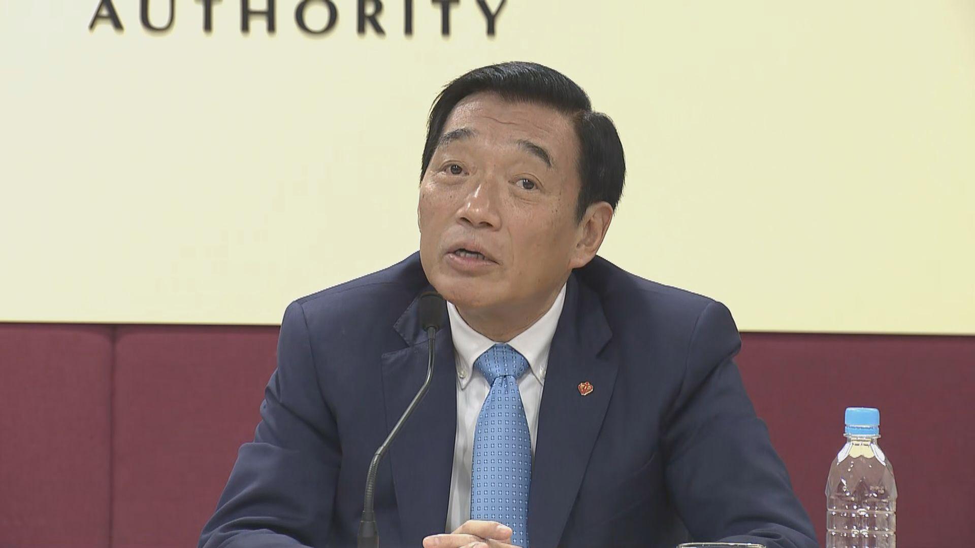 范鴻齡:醫管局將嚴肅跟進醫護人員罷工