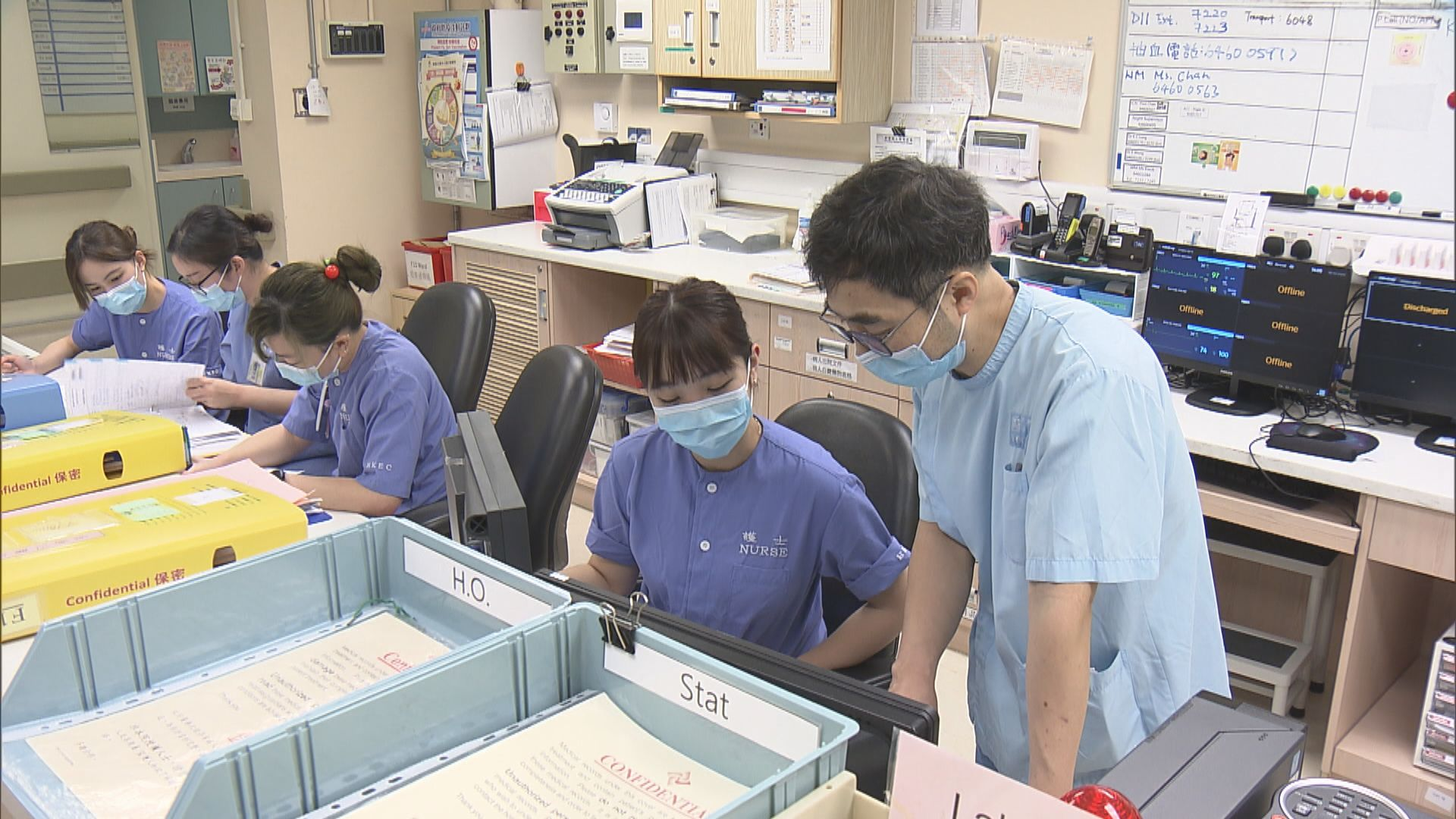 醫管局與自資院校合作提升護士課程至四年制 可銜接至學士學位課程
