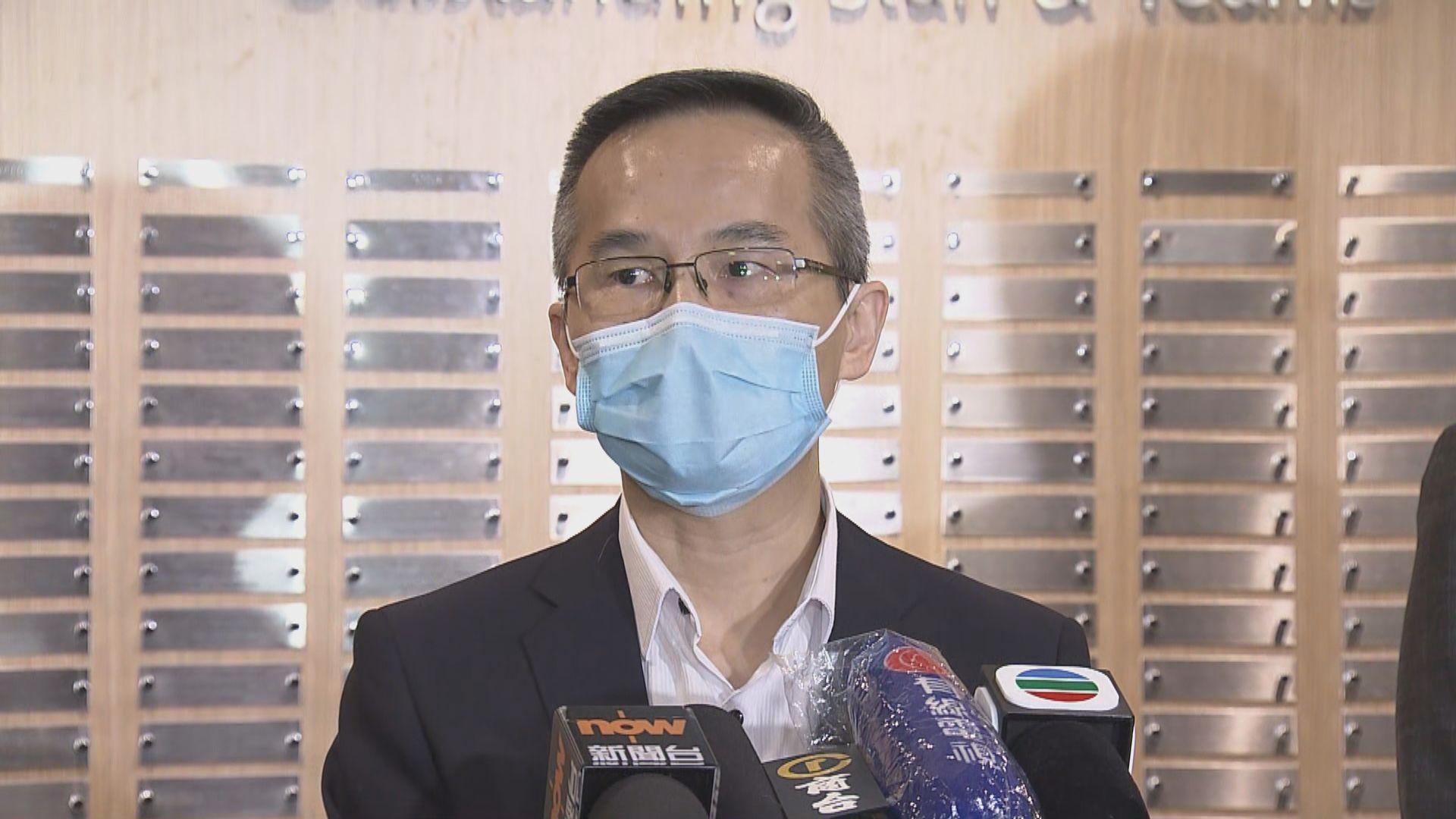 醫管局:本港新冠死亡率約1.6% 將調整治療方案