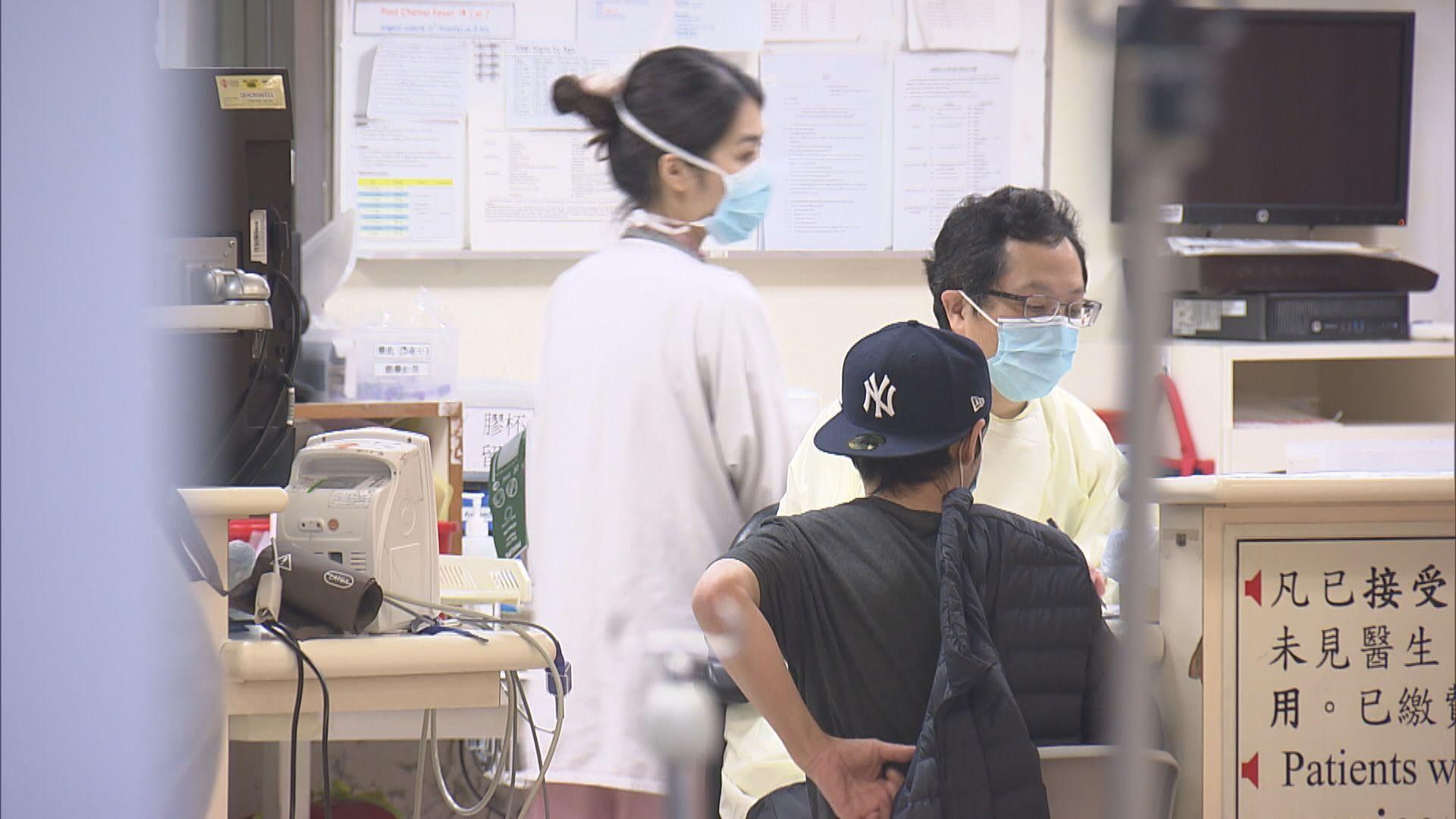 醫管局近十年員工成本遠超醫護人手增幅