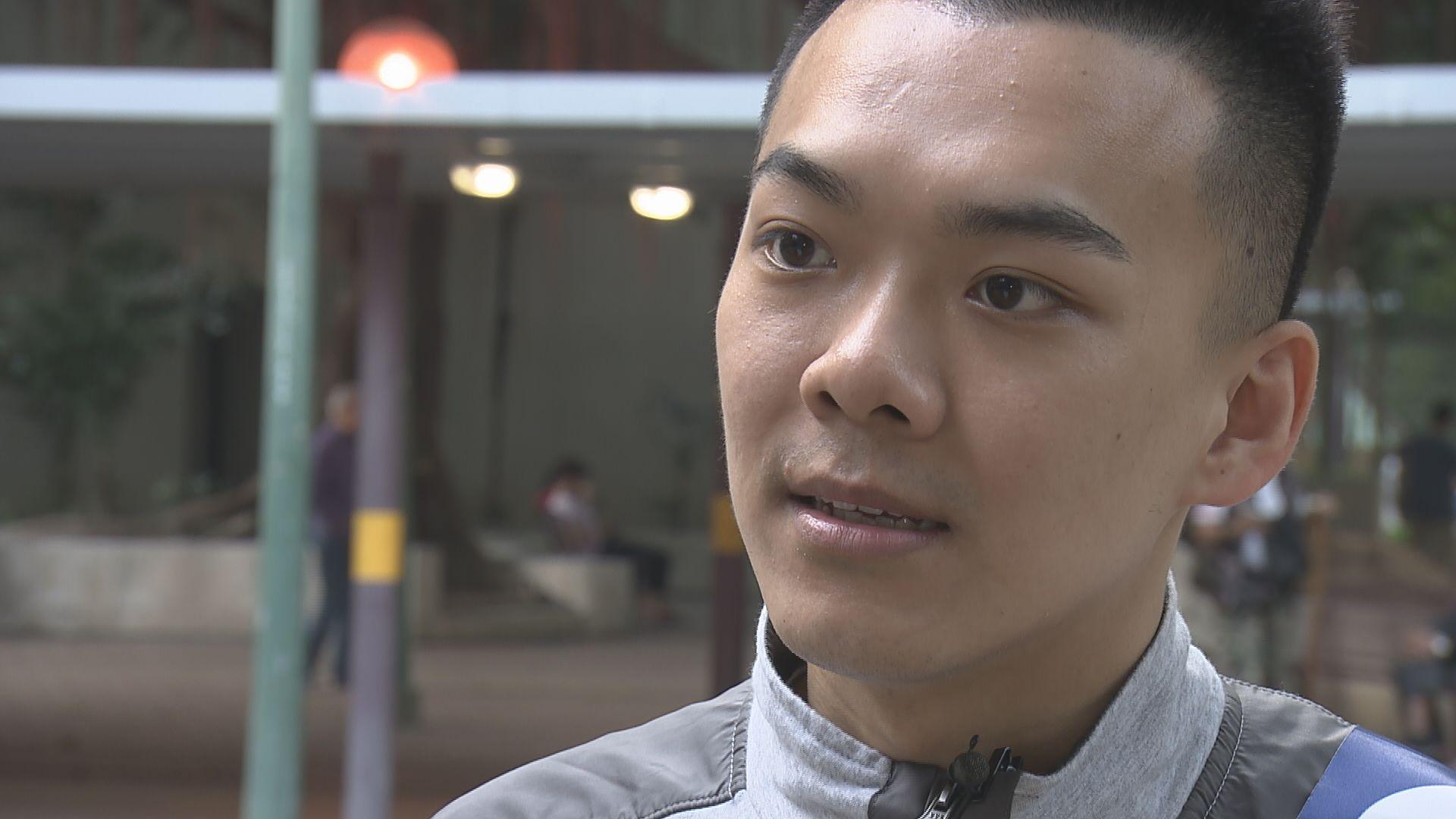 王進洋拒協助撐23條市民 民政署質疑違反指引