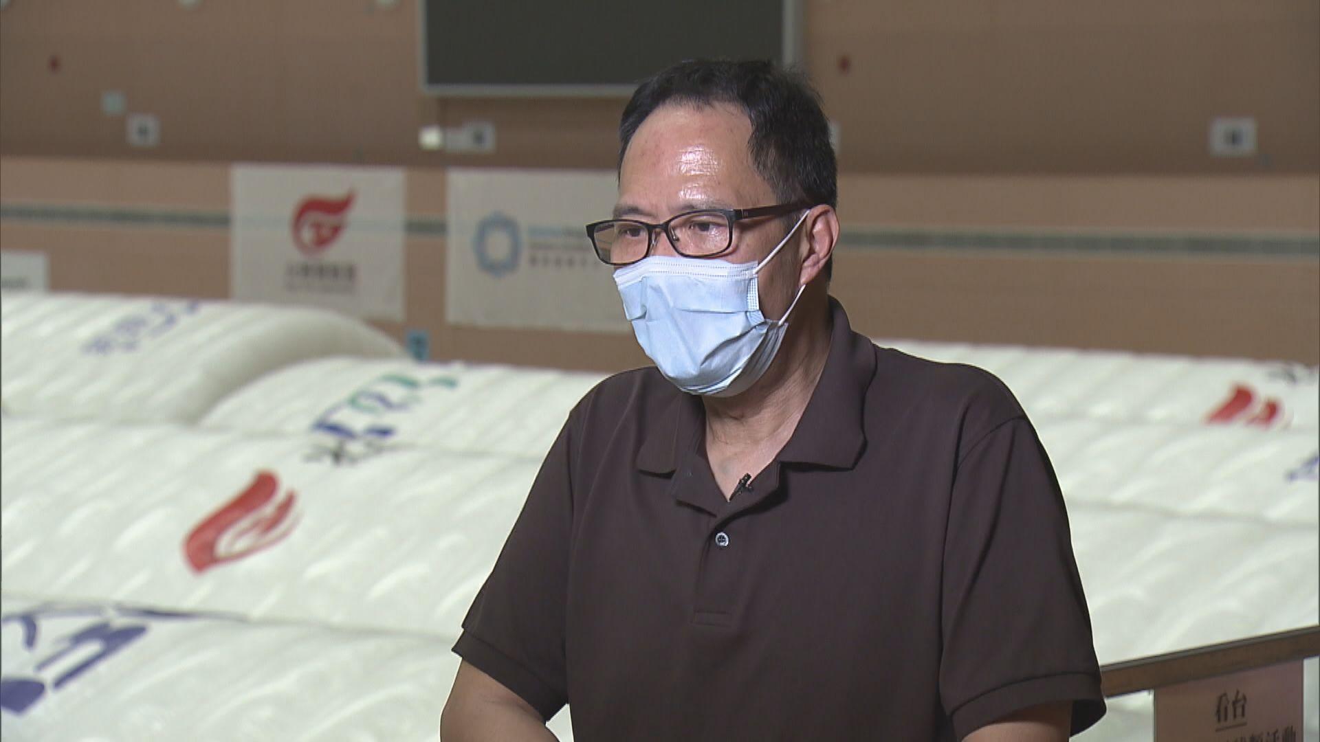 華昇診斷中心:政府會提供足夠裝備予採樣醫護適時更換