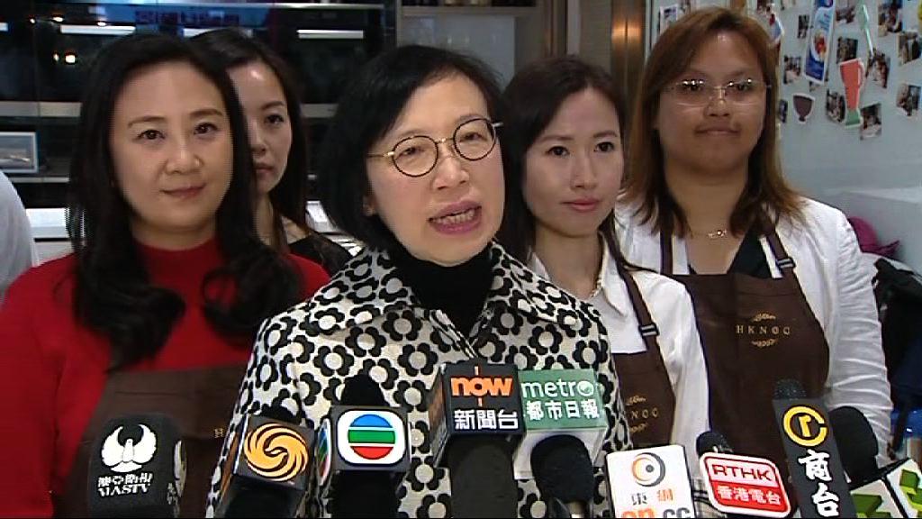 陳肇始:增購的流感疫苗首批在本月中抵港