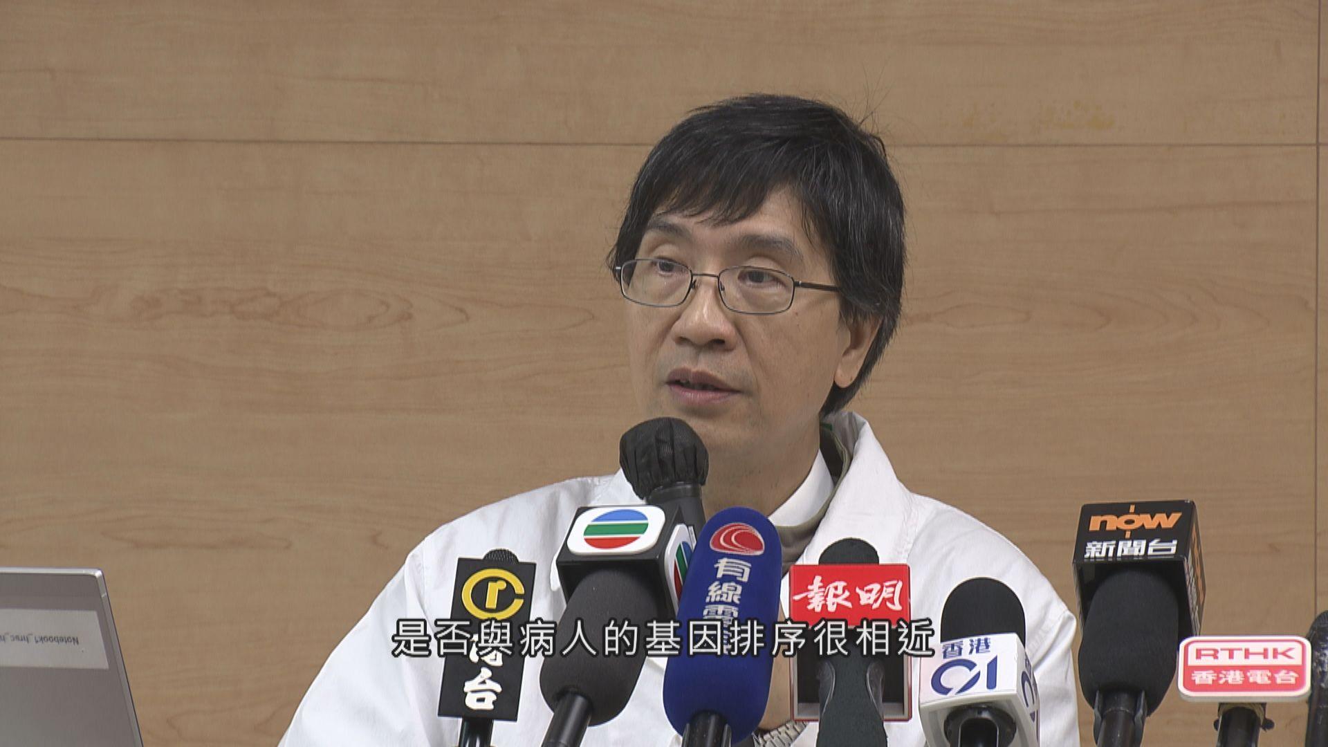 袁國勇:大鼠戊型肝炎社區感染個案或被低估