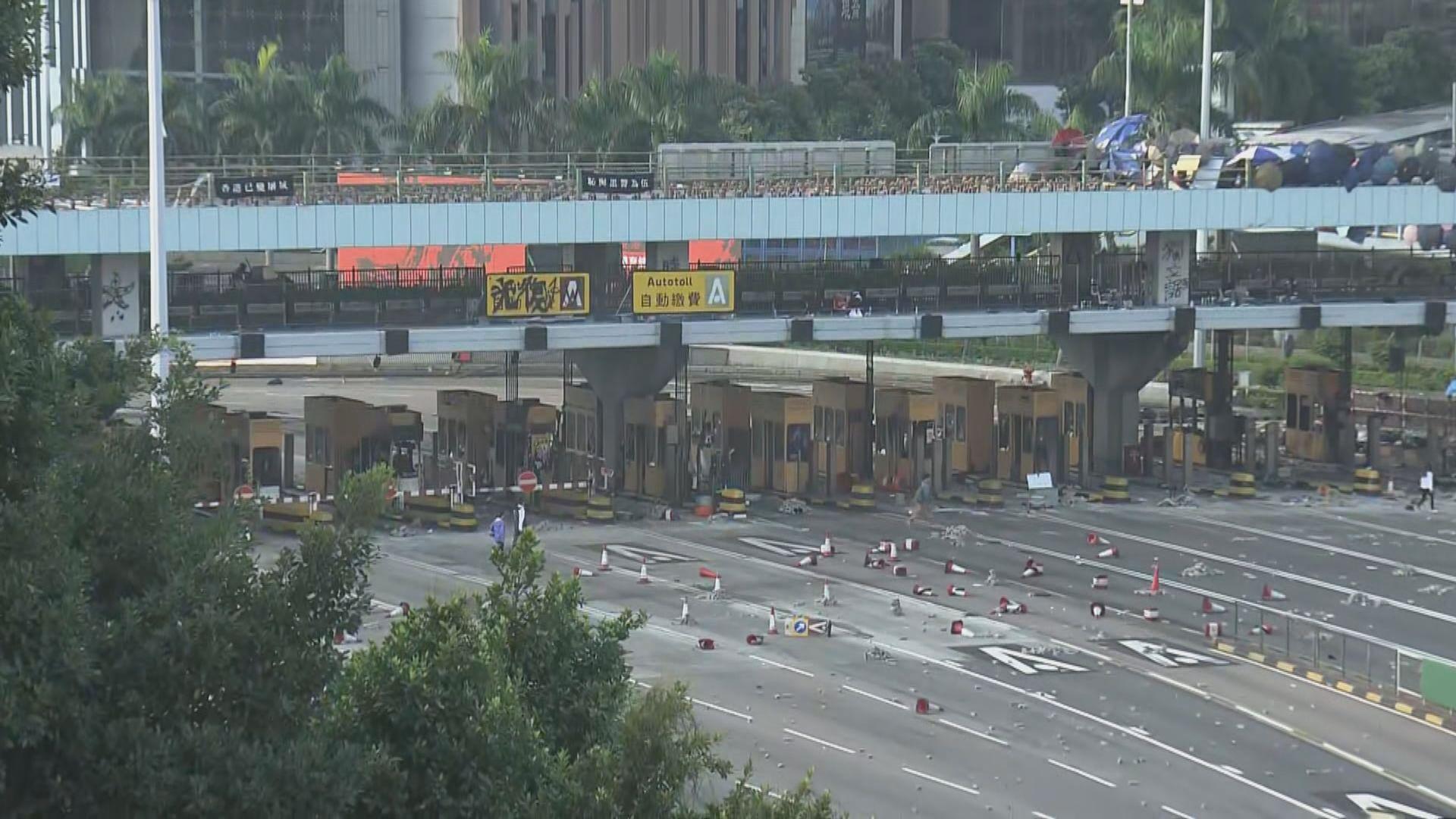 紅隧料短期內未能開通