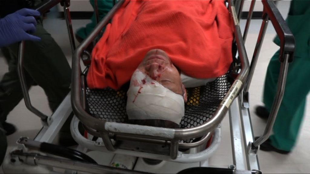 男子船灣行山跌倒頭部受傷直升機送院