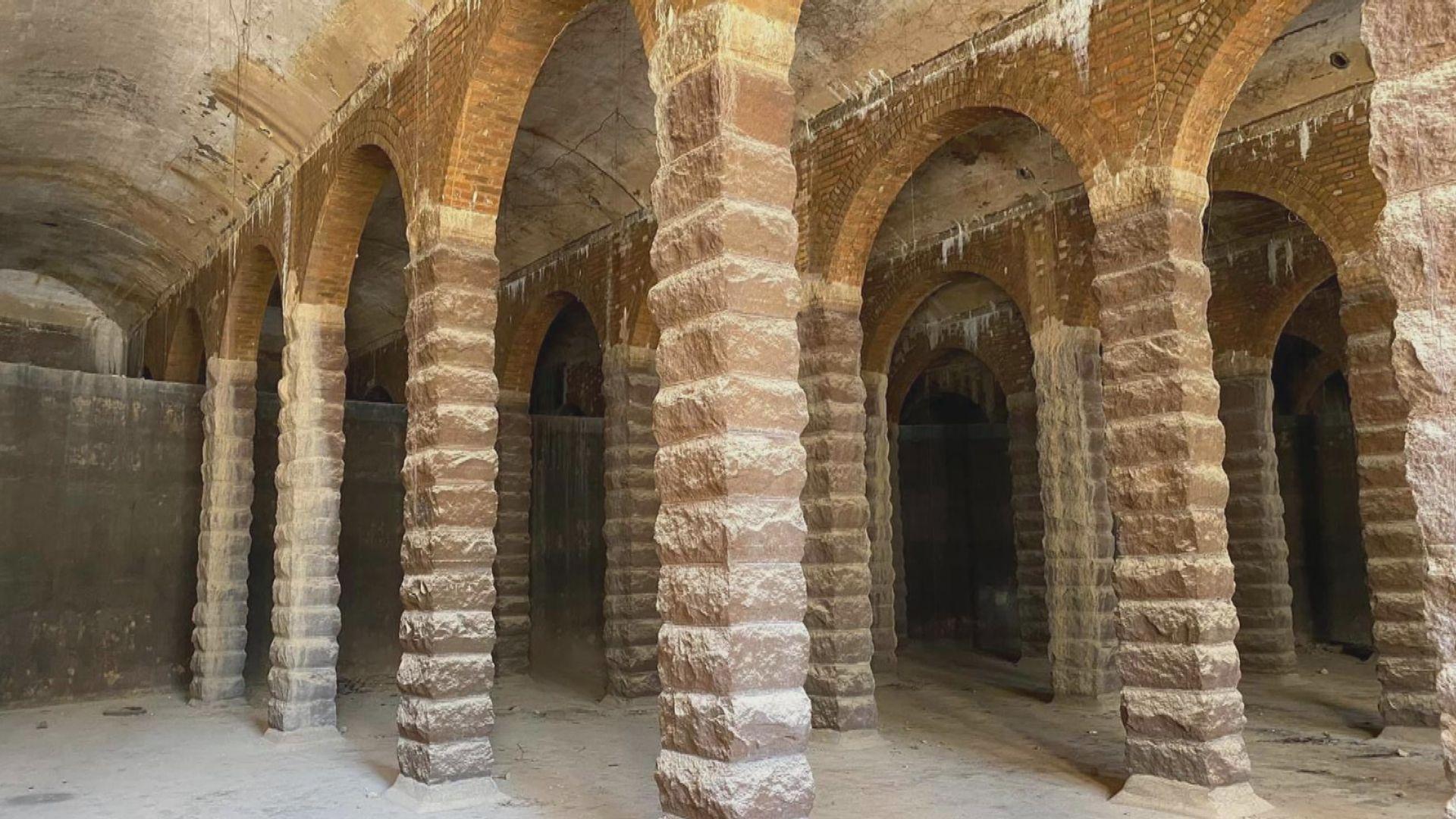 學者:配水庫落成過百年 羅馬式建築具歷史價值應保育