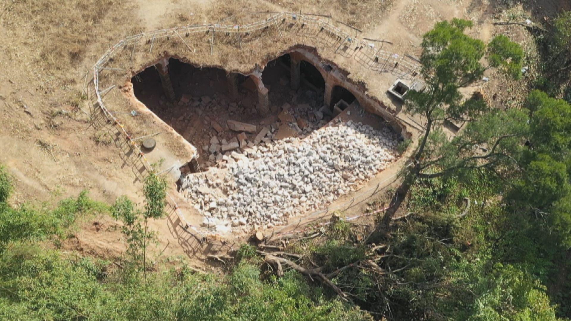 政府不排除納主教山配水庫入活化歷史建築伙伴計劃