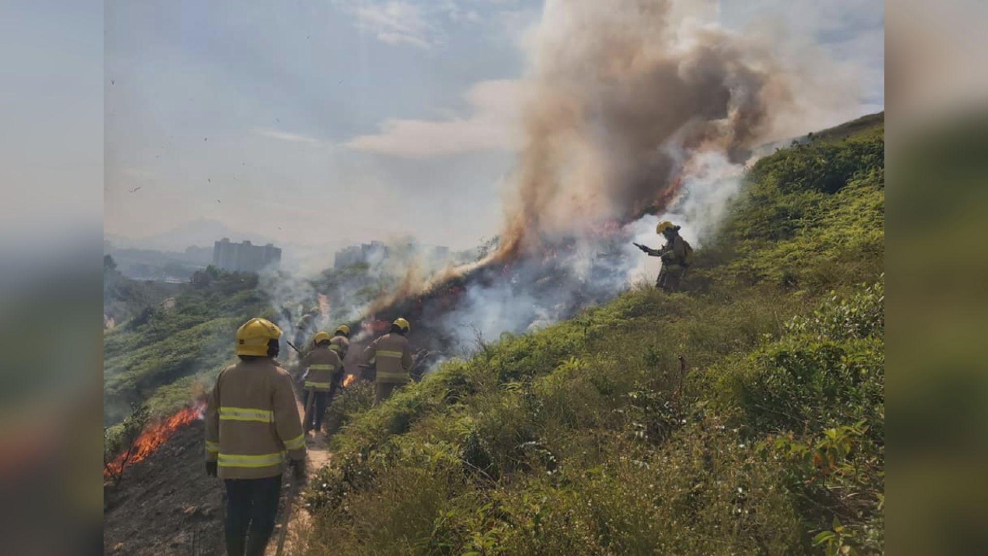 消防處籲市民拜祭時勿留火種
