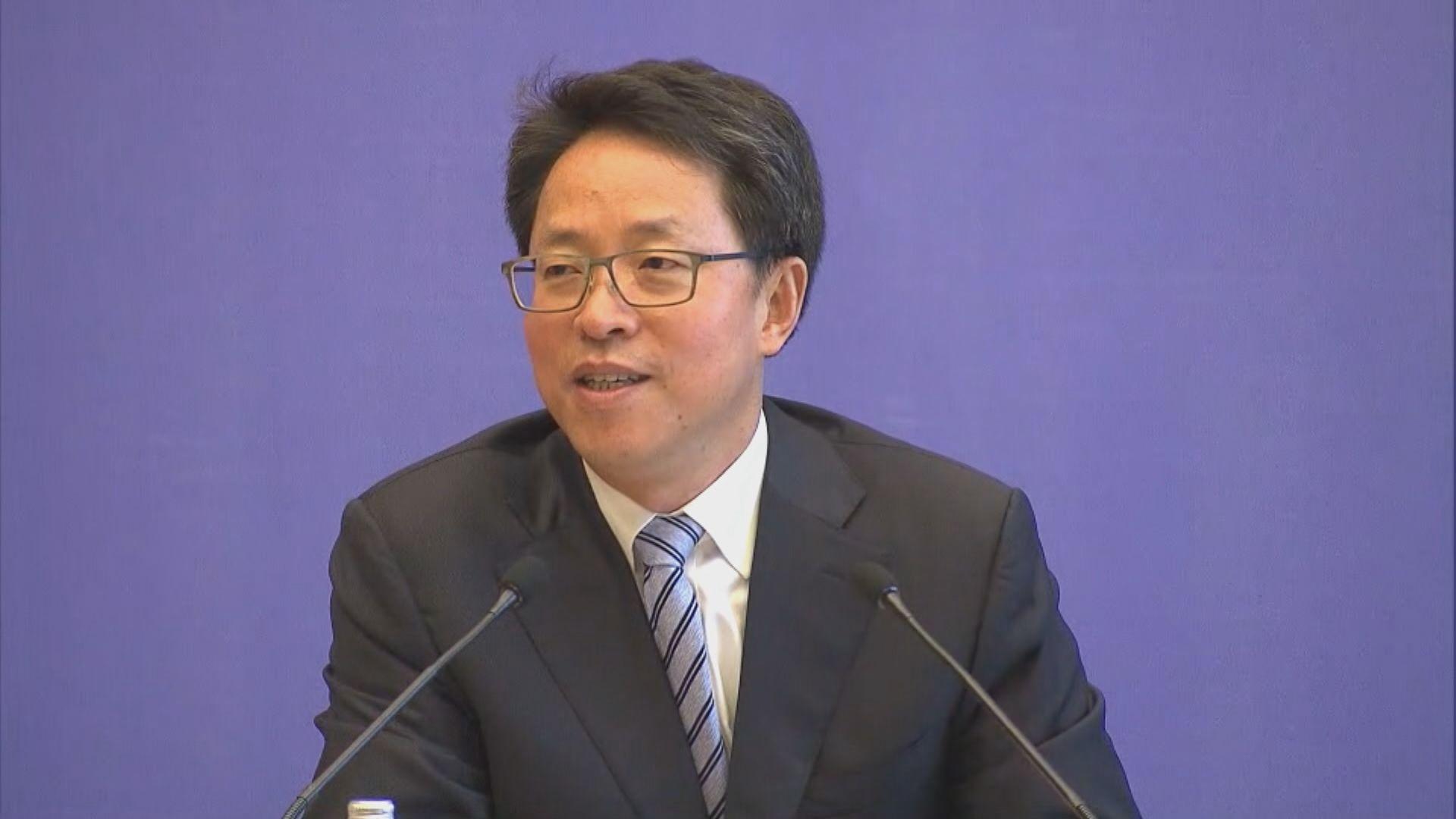張曉明:各界對香港選舉制度意見須以人大決定為基礎