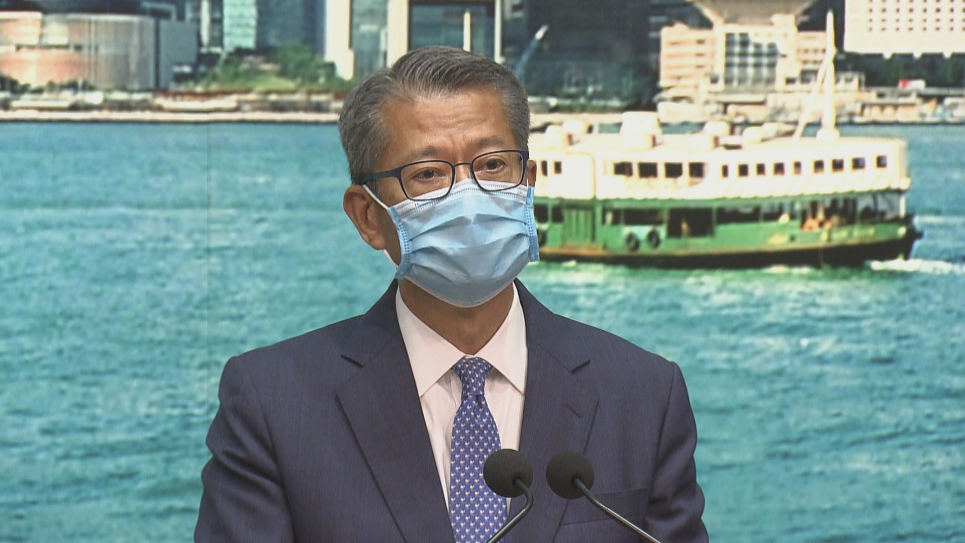 陳茂波:即使次季經濟有改善復甦步伐仍緩慢