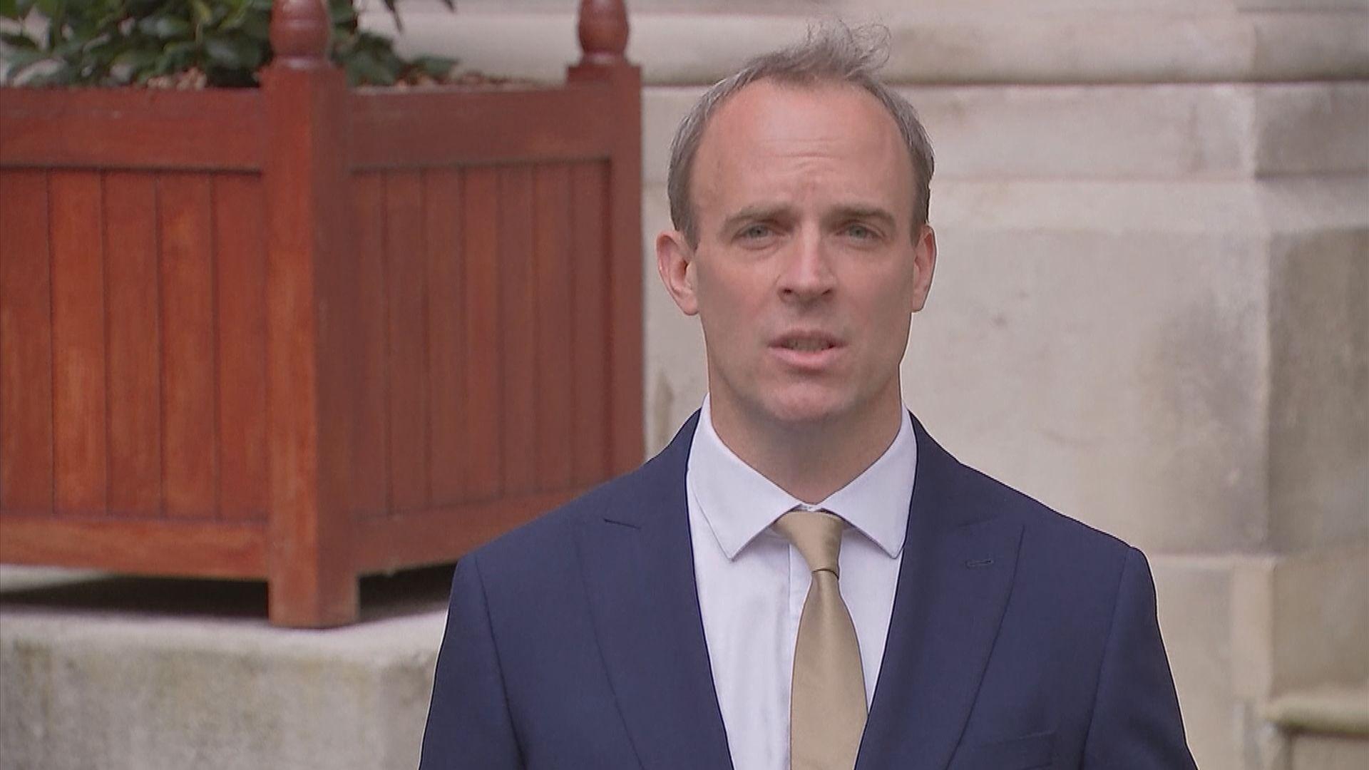 藍韜文:英國與其他國家商討「救生艇行動」接收香港人