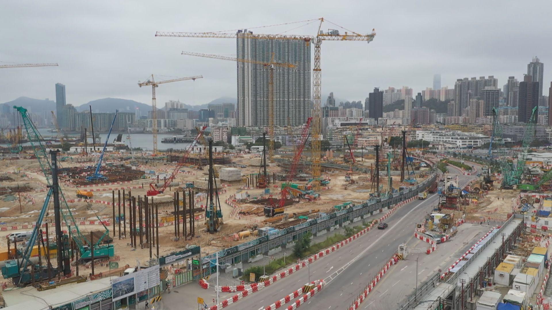 團結香港基金料未來五年私樓落成量年均1.5萬個