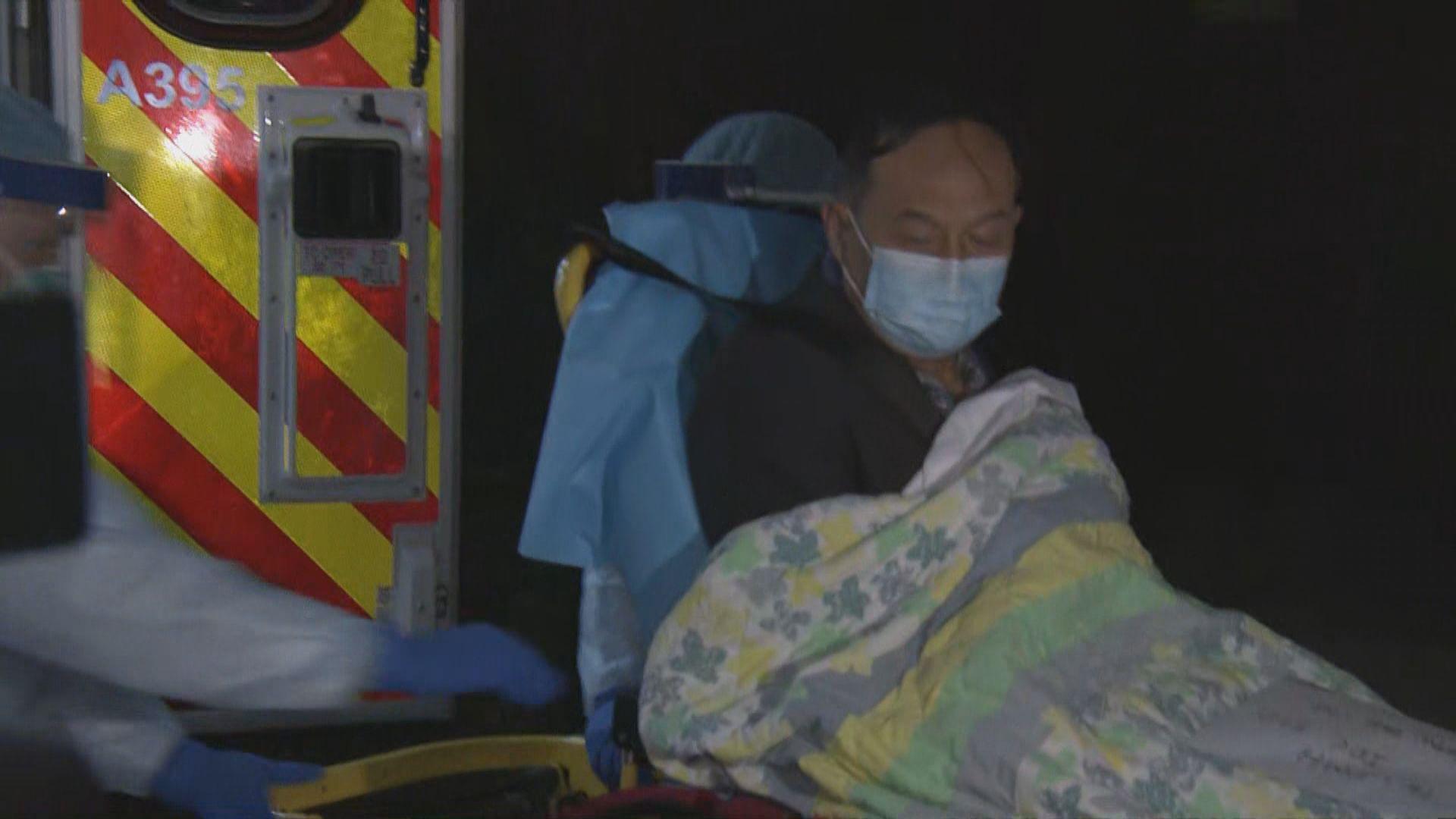 消息:對新型冠狀病毒呈陽性反應威院病人為港人曾赴武漢