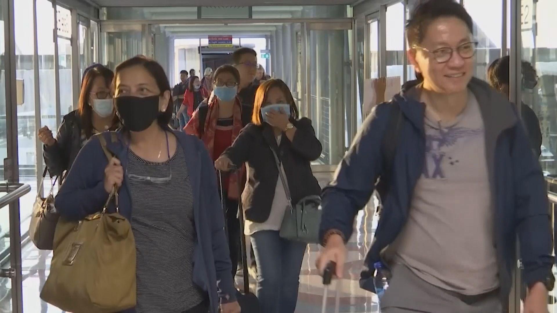 泰國下月起允許本港等五個地方的短期商務旅客入境