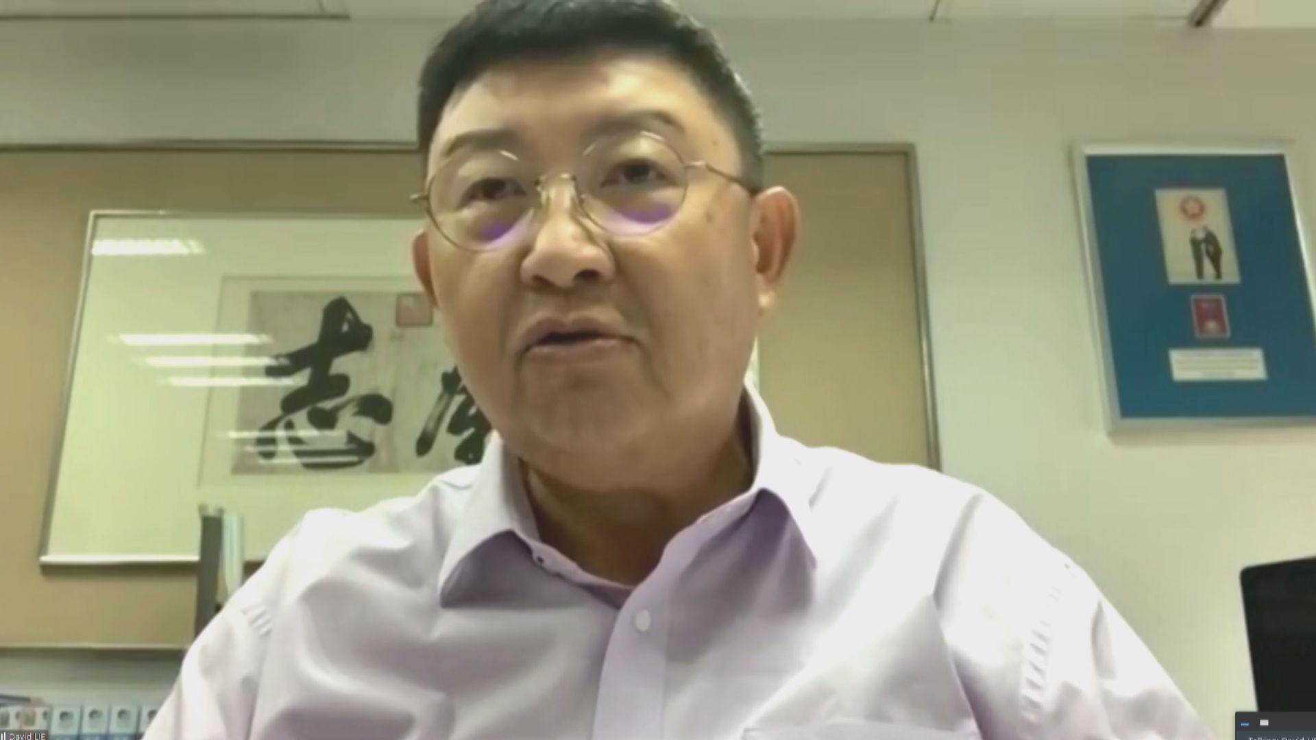 香港經貿文辦暫停運作 李大壯:日後環境條件合適會重啟