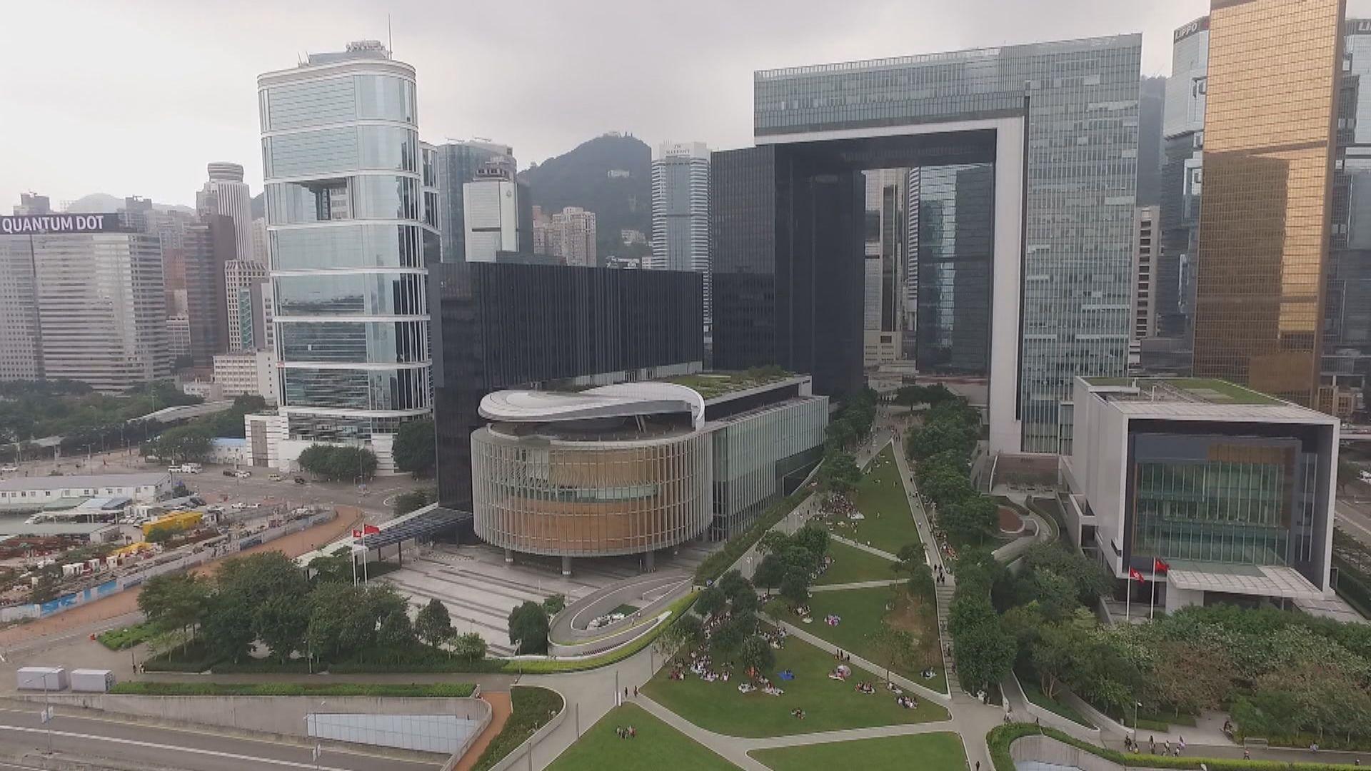 特區政府譴責美國延長就香港局勢頒布的國家緊急狀態