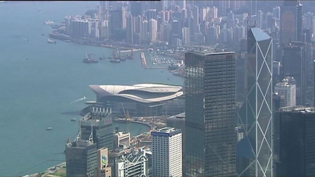 香港競爭力排行全球第一