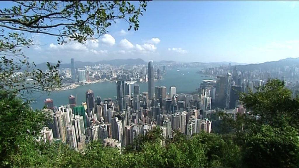 報告:香港失落全球競爭力首位退居第二