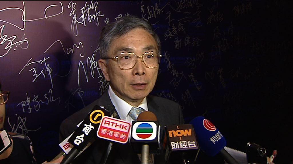劉怡翔:不見惡意及特別衝擊市場行為
