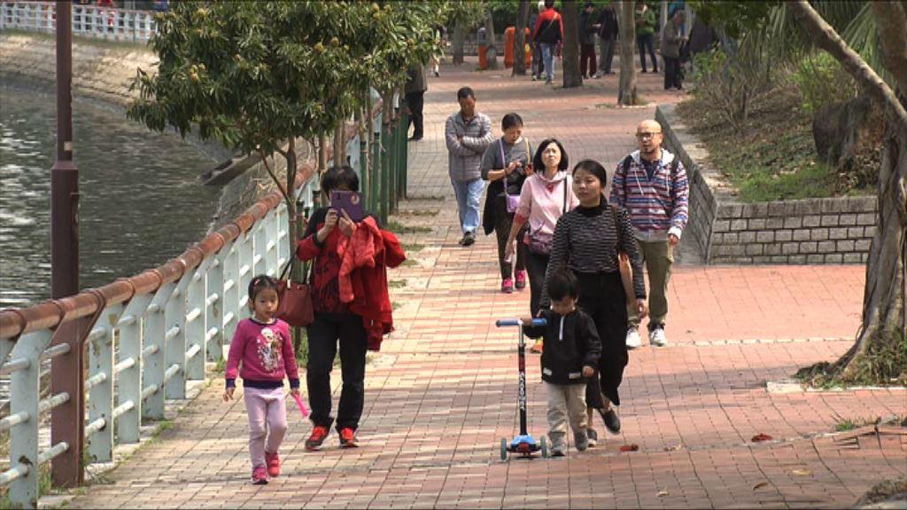 規劃署:新界人口2026年達428萬