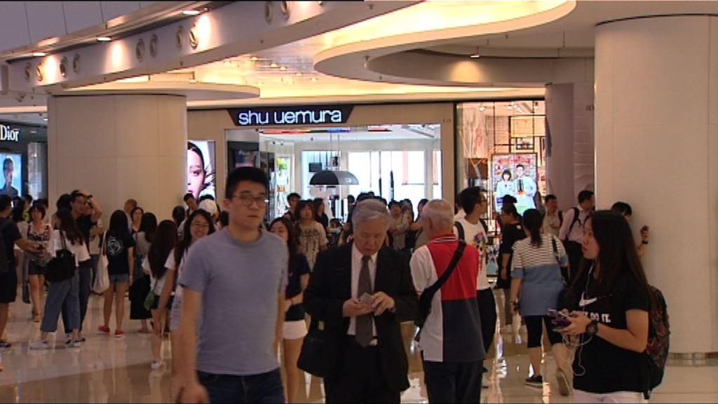 【黃金周效應】零售管理協會料10月零售銷售升4%