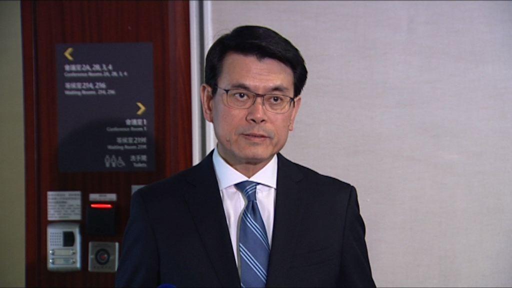邱騰華:中美達共識消除港投資者憂慮