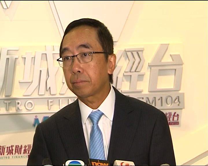 大行紛下調對香港經濟預測