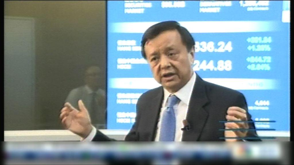 【CNBC訪問】李小加:冇諗過吸引特定企業來港上市