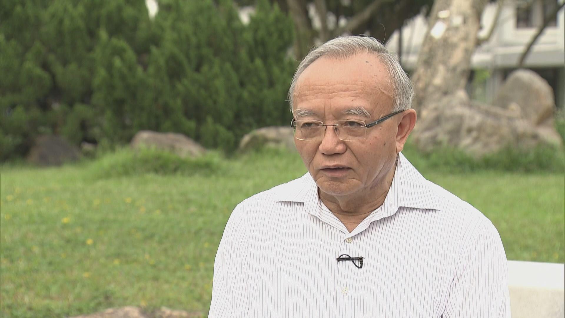 劉兆佳相信中央在港設立機構不會涉及跨境執法