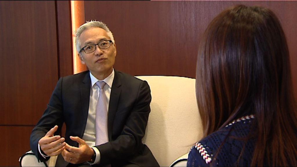 金管局:香港電子支付起步非遲