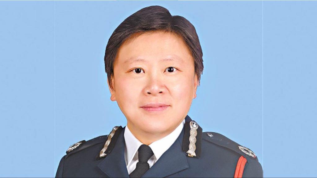 據悉警務處助理處長林曉彤建議禁民族黨運作