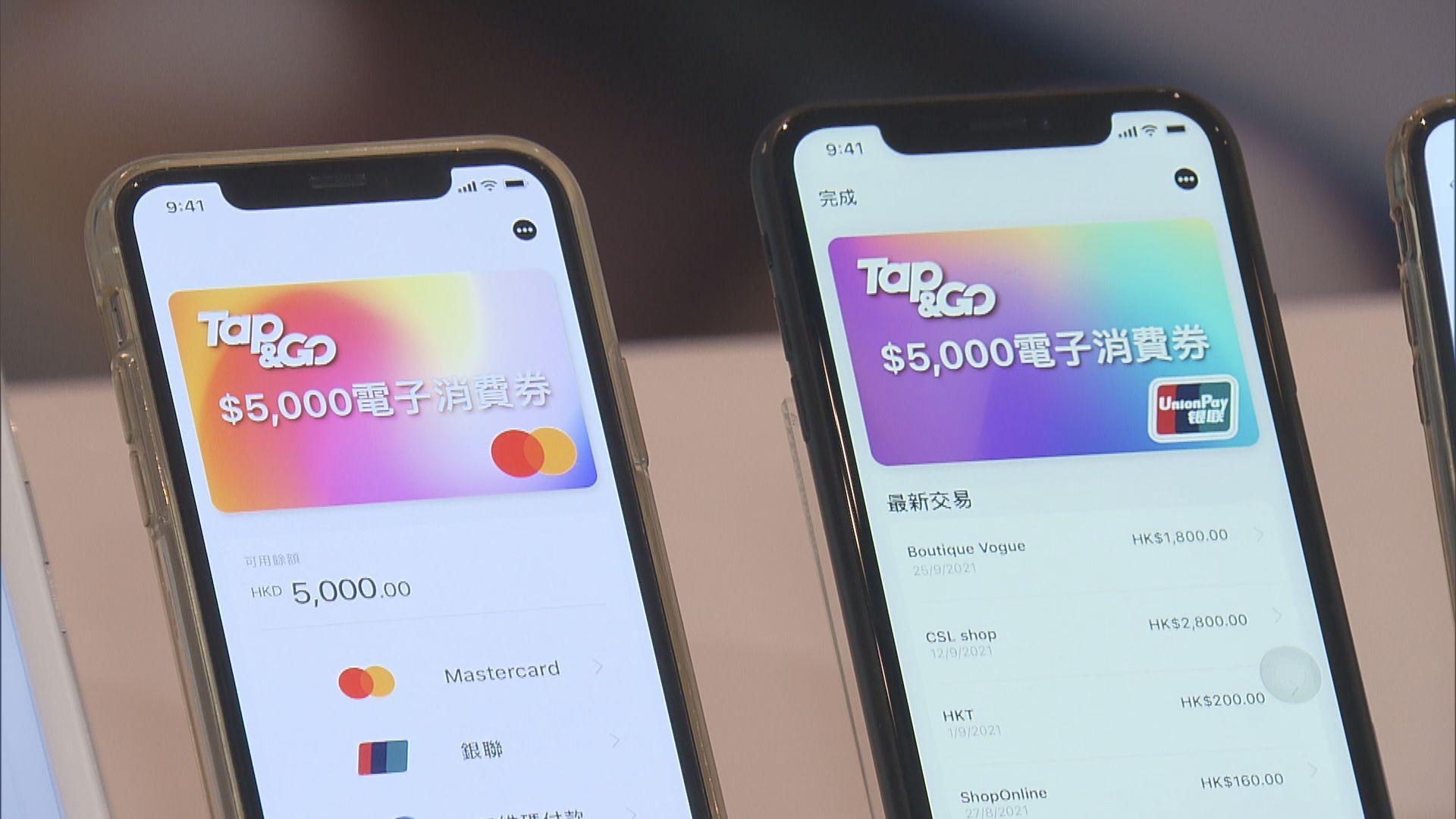 Tap&Go:消費券計劃期間使用香港電訊收款機會豁免交易費