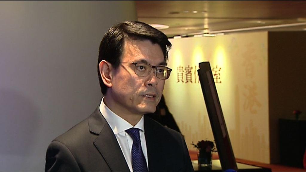 邱騰華冀廣播行業規管能拆牆鬆綁