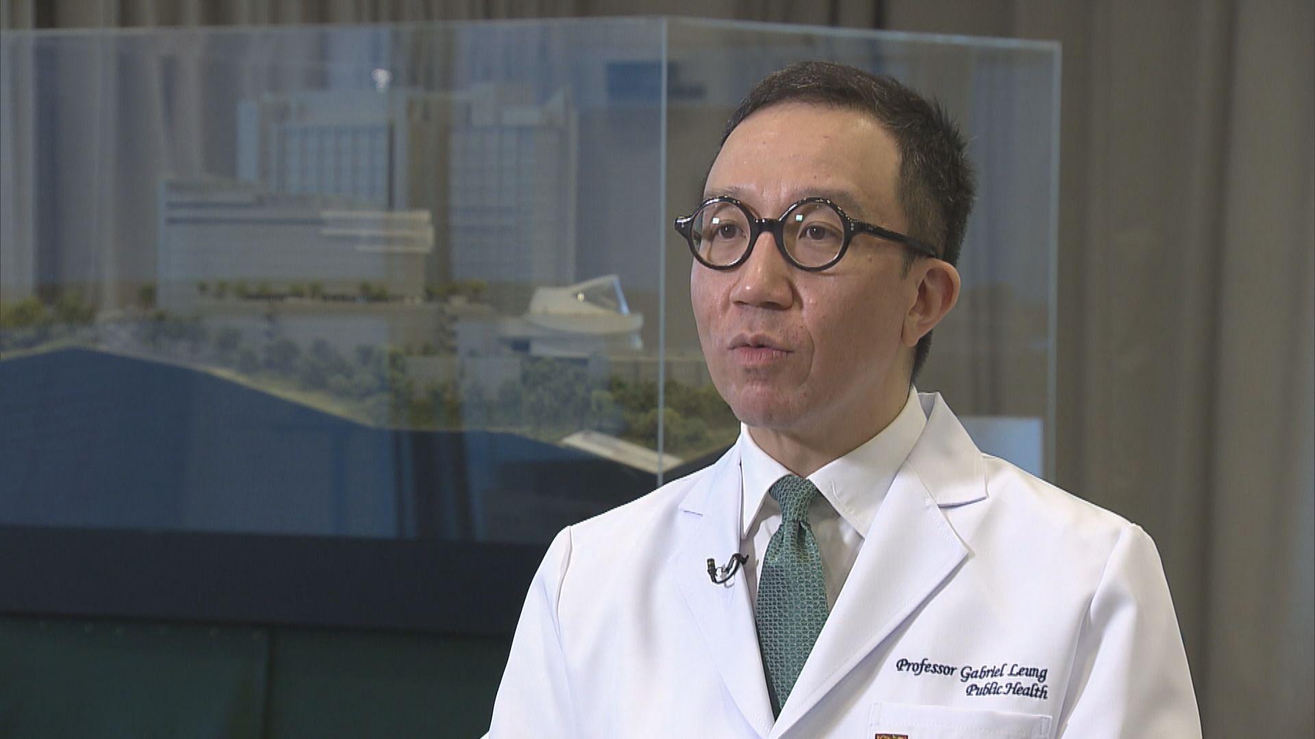 梁卓偉:醫委會政治化討論豁免海外醫生實習