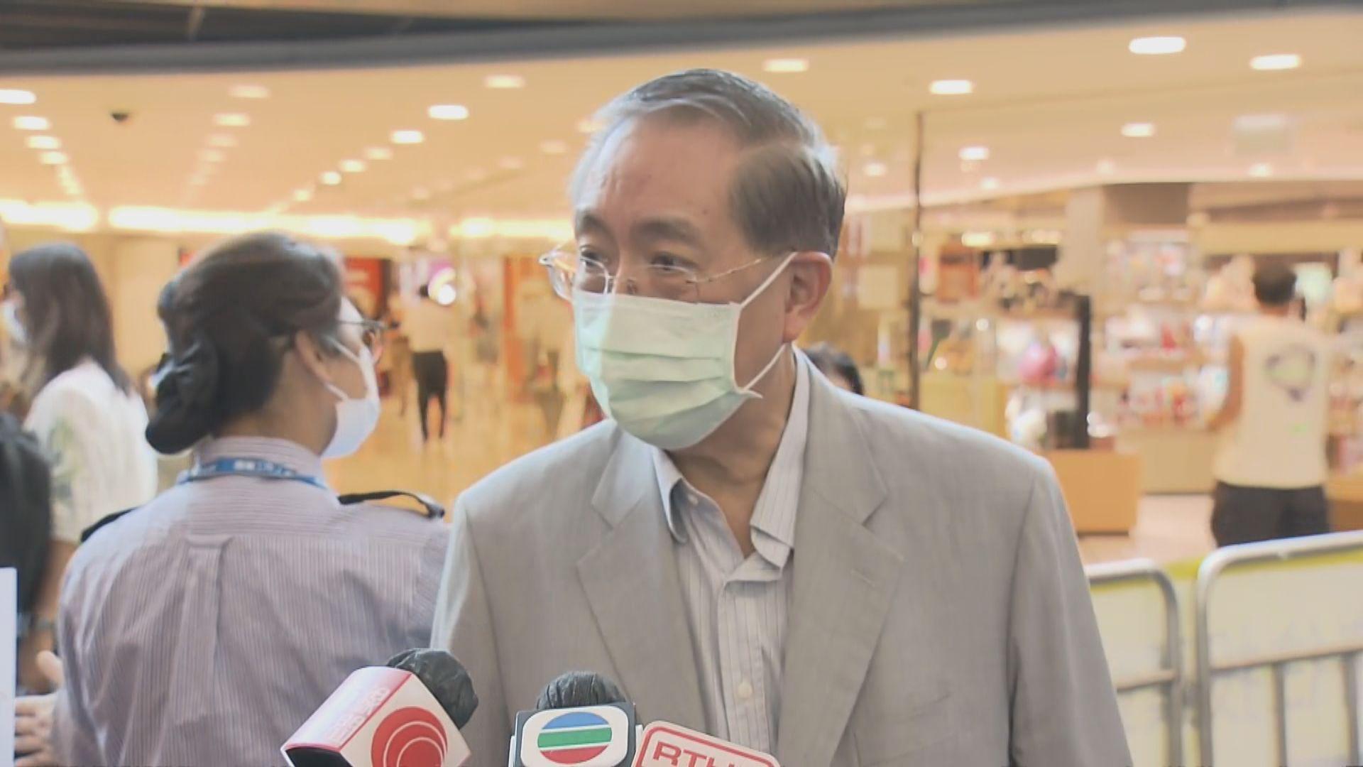 李國章:尚有6名港大學生被禁進入校園