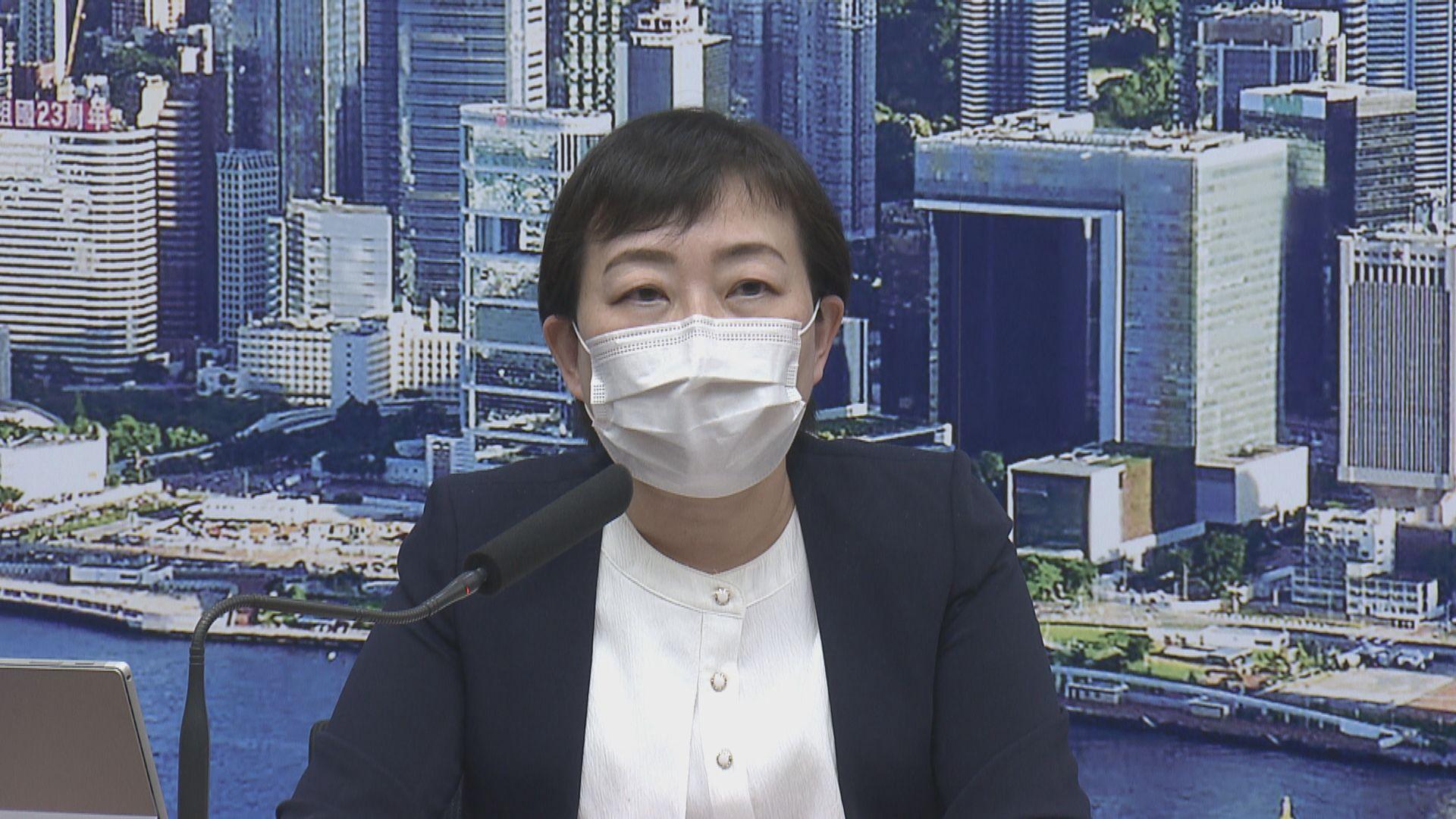 衞生防護中心估計患者帶病毒入實驗室 污染環境